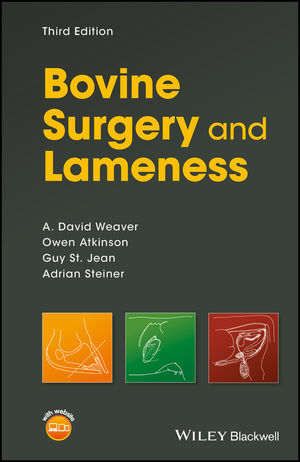 Bovine Surgery and Lameness, 3rd Edition