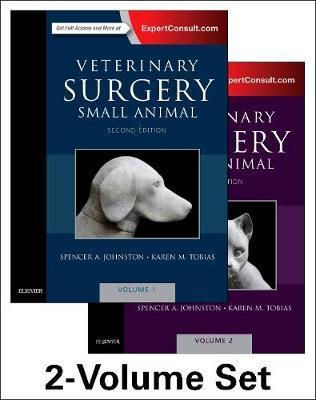 Veterinary Surgery: Small Animal Expert Consult, 2nd Edition 2-Volume Set