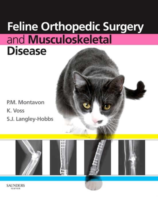 Feline Orthopedic Surgery and Musculoskeletal Disease, 1st Edition