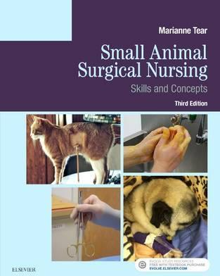 Small Animal Surgical Nursing, 3rd Edition