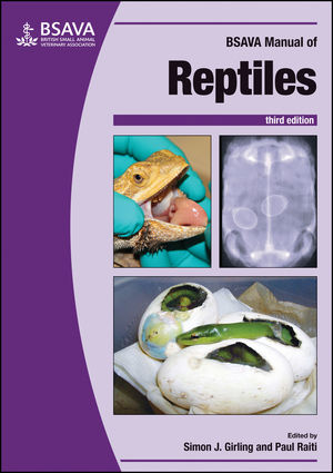 BSAVA Manual of Reptiles, 3rd edition