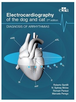 Electrocardiography of the dog and cat 2ª edtition. Diagnosis of Arrhythmias